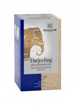 Черный чай сорта Даржилинг, пакетики