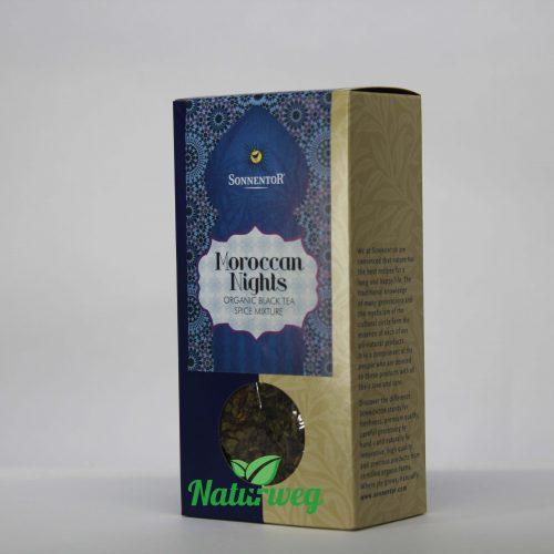 Черный Заварной Чай Sonnentor «Марроканские ночи»