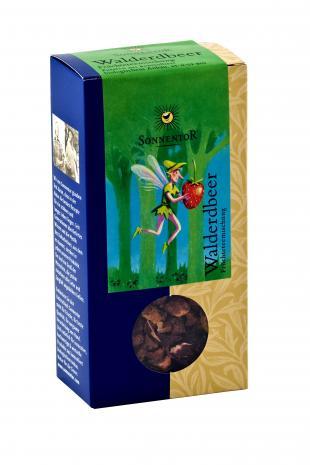 Фруктовый заварной чай «Клубничный»
